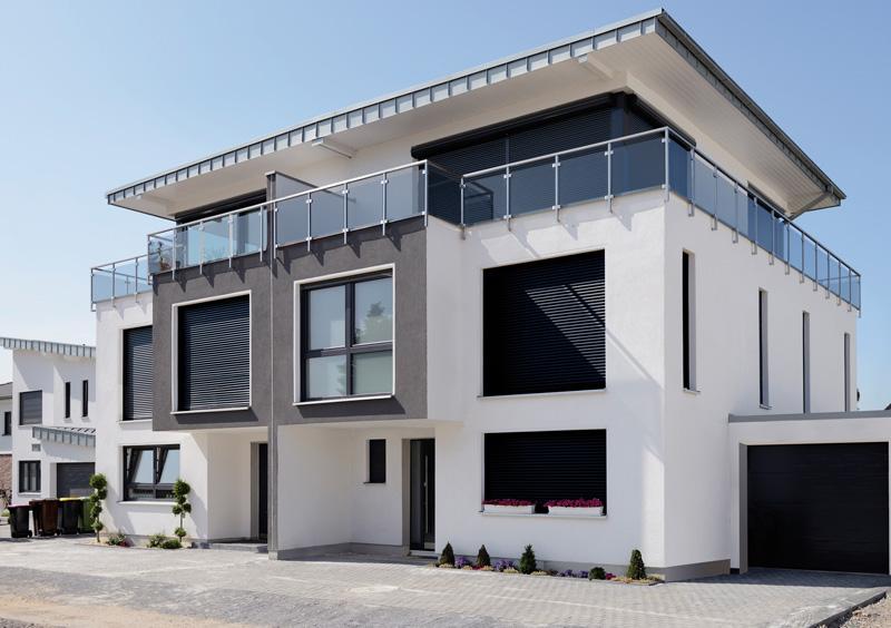 Referenzen und Bauprojekte - Fenstertechnik Amberger